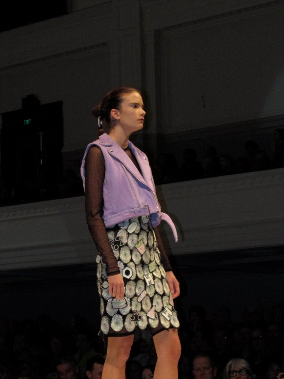 Kelsi Bennett (Otago Polytechnic School of Fashion)